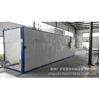 山东广济厂家直销真空木纹转印机 盖被式木纹炉等铝型材机械设备
