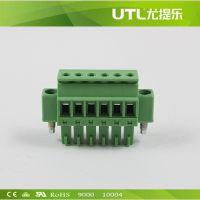 【尤提乐专业供应】插拔式接线端子MA1.5/VF3.5/3.81 PCB接线端子