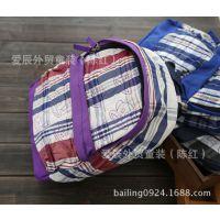 sb135 韩国外贸原单 双肩包卡通刺绣防雨绸表层背包童书包