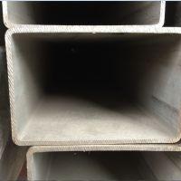厂家直销0Cr17Ni12Mo2工业管,旧标316L不锈钢方管