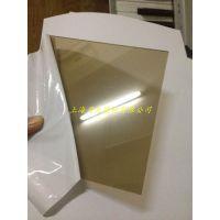 厂家直销 上海茶色3mmPC耐力板;防护罩3mm茶色PC耐力板