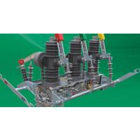 天正 ZW(KCQ-50)-12高压双电源互投装置 适用于10KV配电线路。