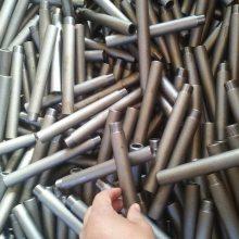 厂家直销DN15单丝头,乾胜牌304不锈钢焊接单丝头,高压水管用无缝丝头