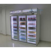 艾豪思上海饮料柜厂家单门两门三门多门饮品展示柜可定做饮料冷藏柜饮品保鲜柜