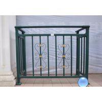阳台锌钢护栏、工艺栏杆、阳台围栏的镀锌处理工艺流程简单介绍