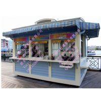 敦化步行街售货亭敦煌美食街售卖亭鄂州公园零售花车木屋