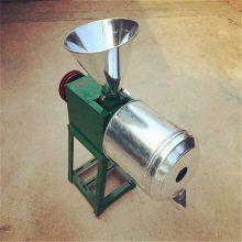优质五谷杂粮磨粉机 农村粮食作坊磨面机专用 宏瑞