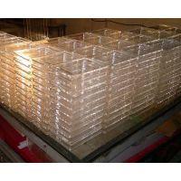 长沙专业制作批发亚克力有机玻璃制品标识标牌亚克力盒子量大价优