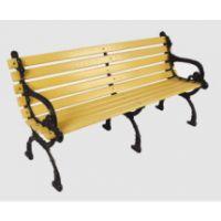 /花园椅/公园庭院椅/长条椅/防腐防锈休闲椅