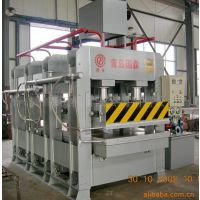 供应400T纵进料贴面热压机-国森