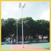 长沙绿化公园球场6米灯杆批发||望城小区篮球场灯杆效果图设计