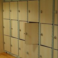 佳丽福防潮生态板储物柜