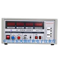 中山供应吉力1KVA模拟变频电源/旋钮式JL-1010A