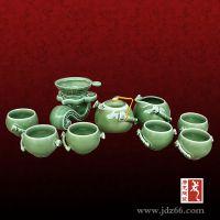 功夫茶具套装,唐龙陶瓷茶具厂家