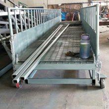 银川哪有定做液压装卸升降平台-卸猪台的-坦诺厂家