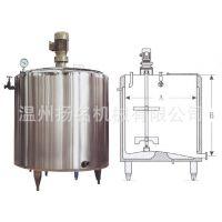 不锈钢立式搅拌冷热缸,老化缸,蒸汽电加热冷热缸