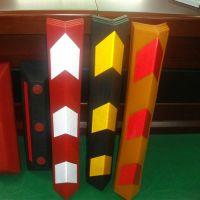 广州彩色护角 彩色橡胶护角 清远彩色护角 停车场彩色防撞条 CSHJ-028 交通彩色护角