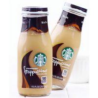 热销饮料 美国原装进口星巴克咖啡摩卡味281ml 原装正品饮料批发