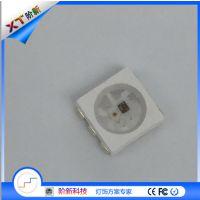 APA102 双数据线led全彩内置IC灯珠 ic封装在灯珠里面