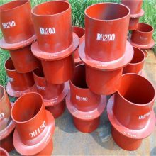建设单位用柔性防水套管 水厂滤池专用刚性防水套管A型 河北乾胜品牌