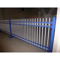 交通隔离栏 锌钢栅栏 建筑护栏 小区围栏 PCV草坪护栏