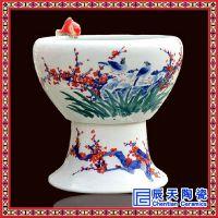 中式陶瓷流水喷泉摆件客厅风水轮球招财鱼缸水景加湿器装饰品摆设