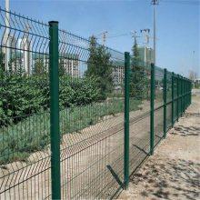 旺来大连飞机场护栏网 护栏网厂家 铸铁栅栏