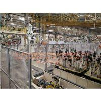 安全围栏_铝型材安全围栏;安全防护罩;加工定做