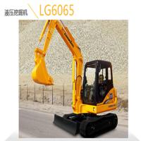 供应全新LG6065挖掘机中型液压控掘机龙工液压履带式挖掘机