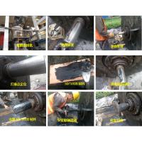 黑龙江索雷修复煤磨选粉机轴滚键磨损