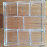 批发定制 30*30*5亚克力盒子,杭州亚克力制品,有机玻璃盒子