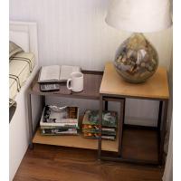 达之盛角几简约现代沙发边几小茶几 伸缩角几电话机茶桌 客厅家具