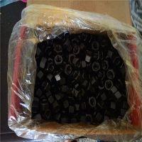 直销GB55六角厚螺母 现货发黑 中碳6级 M8