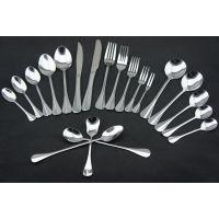 状元系列不锈钢刀叉镜面水果叉餐具家居酒店餐厅刀叉咖啡勺子礼品