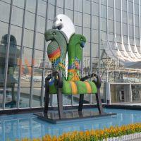 商业城入口艺术雕塑摆件 超现代创意家居摆件 家居城大型椅子摆件