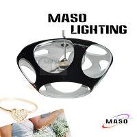 玛斯欧树脂吊灯MS-P1046 LED酒店餐厅厨房吊灯现代简约220v