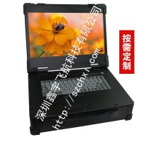 工业便携机i5定制军工电脑工控一体便携式加固笔记本集成独立显卡