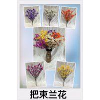 仿真麦穗 满天星 把束兰花 玫瑰叶 仿真花植物绢花直销