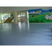 PVC地板塑胶地板弹性遂宁幼儿园卡通医院防滑抗菌办公室酒店地板