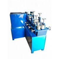 欧式不锈钢管压花机设备 金属不锈钢轧花机