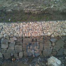 河道石笼网 石笼网护坡 石砌挡土墙