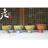 三明走泥陶艺手工手绘陶瓷多肉盆植物盆韩国肉肉盆创意个性花盆