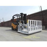 建筑材料托盘推出器-水泥托盘推进车-普通水泥托盘推进机价格