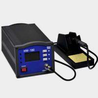 供应东华唯厂家高频涡流恒温电焊台HW-180恒温焊台