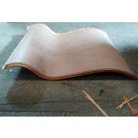 广东厂家定制特殊规格弯曲木,优质弯曲木胶合板,