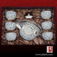 景德镇高档陶瓷茶具厂,唐龙陶瓷工艺品代理
