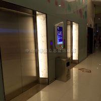 电梯入口装饰用玉石透光片 艺星品牌白色玉石透光片
