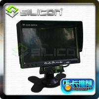 7inch tft color monitor 全新7寸车载抬头显示器车载视频播放器