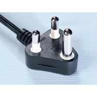 【专业定做】厂家供应大南非插头线 小南非插头线 电源插头