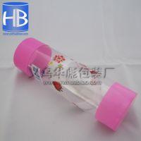 厂家直销 高档日用百货包装 透明塑料  注塑盖  pvc 圆盒